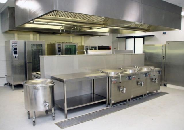 Tijdelijke NxtGen productiekeuken