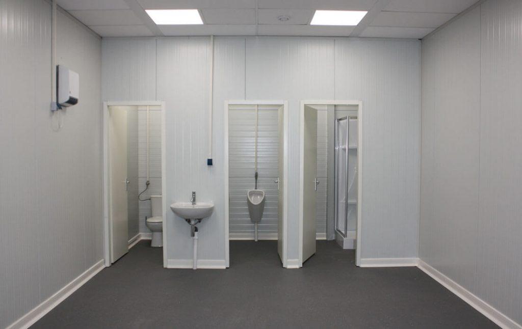 Friedrichshafen productiekeuken toiletgroep